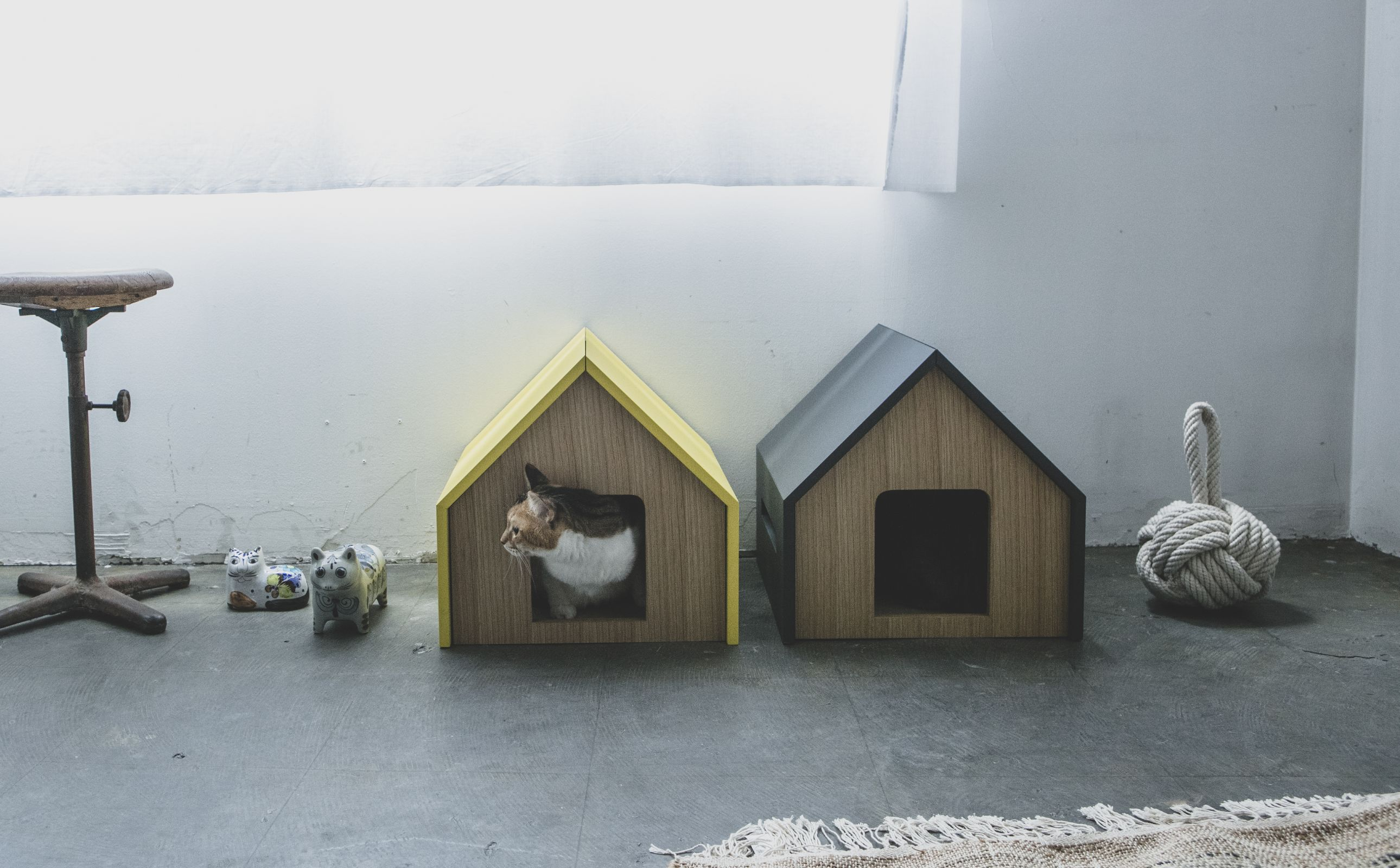 HÜTTE / cat house