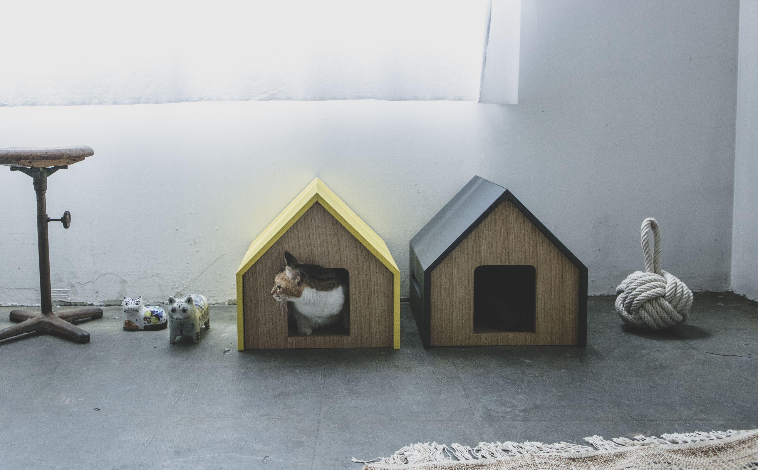 HÜTTE / cat house